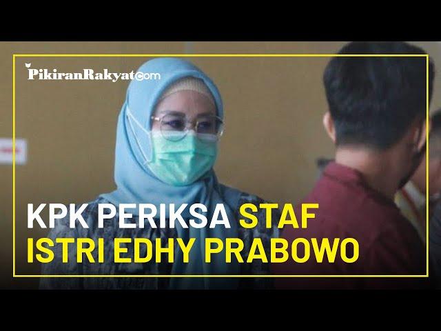 Dalami Aliran Dana Eksportir Benih Lobster, KPK Kembali Periksa Ainul Faqih Staf Istri Edhy Prabowo