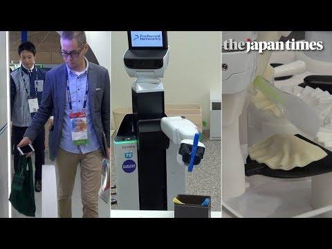 .日本羅森展示其最新「未來店鋪」