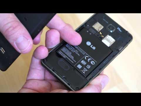 LG LTE-Smartphone P875 OPTIMUS F5 im Test: Das Design