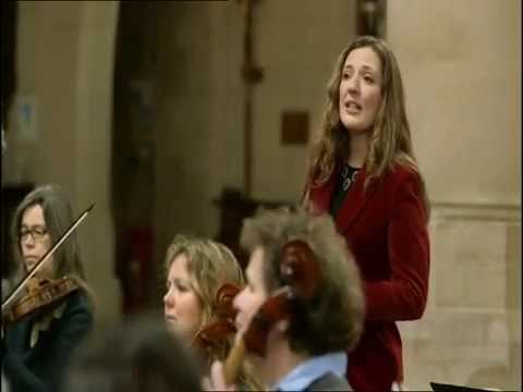 Clare Wilkinson sings Bach with John Eliot Gardiner