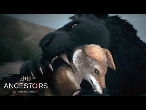 The MOST BRUTAL scenes of animal attacks - PART 02 - Ancestors The Humankind Odyssey |
