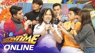 It's Showtime Online: Tuko Delos Reyes takes on Show and Tell