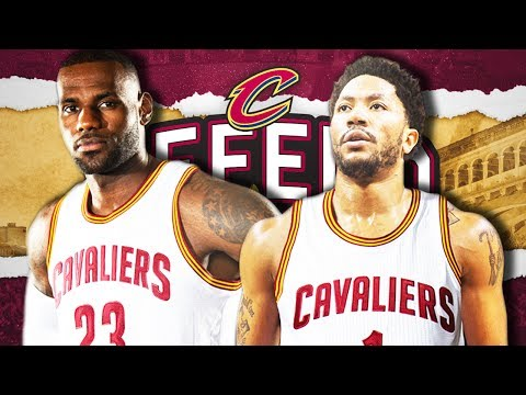 Why The Cavs Will RESURRECT Derrick Rose
