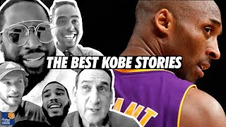 The Most Iconic Kobe Bryant Stories w/ Jayson Tatum, Dwyane Wade, Coach K, D'Angelo Russell and More