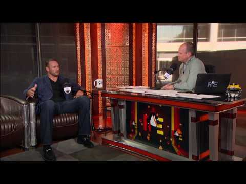 Former Chicago Bears Great Brian Urlacher on His Relationship With Jay Cutler - 11/22/16