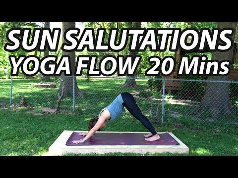 yoga sun salutation a b c  kayaworkoutco
