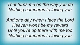 Watch Aaron Tippin Nothing Compares To Loving You video