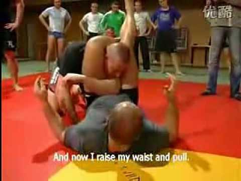 Seminario -  Fedor  Emelianenko  MMA