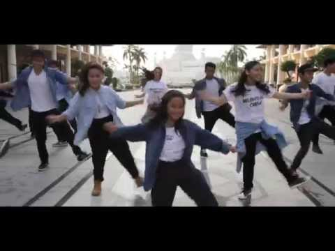 National Dance Day 2014 (Dizzy Feet Foundation)  SYTYCD Relentless Brunei Darussalam