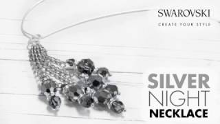 Silver Night Necklace