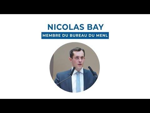 Discours de Nicolas BAY à Nice (01/05/2018)