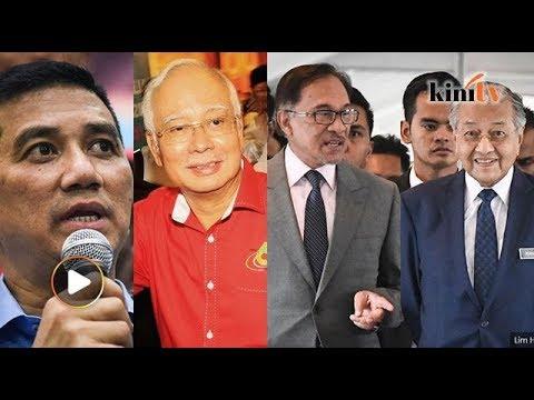 Najib balas Azmin Husam serah bukti SPRM cekup peguam Umno - Sekilas Fakta 20 Feb 2019