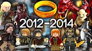 Every LEGO Lord of The Rings & Hobbit Set EVER MADE!!!