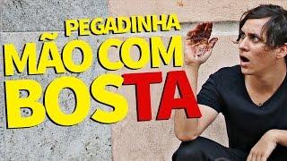 MIXREYNOLD - PEGADINHA MÃO COM BOSTA!