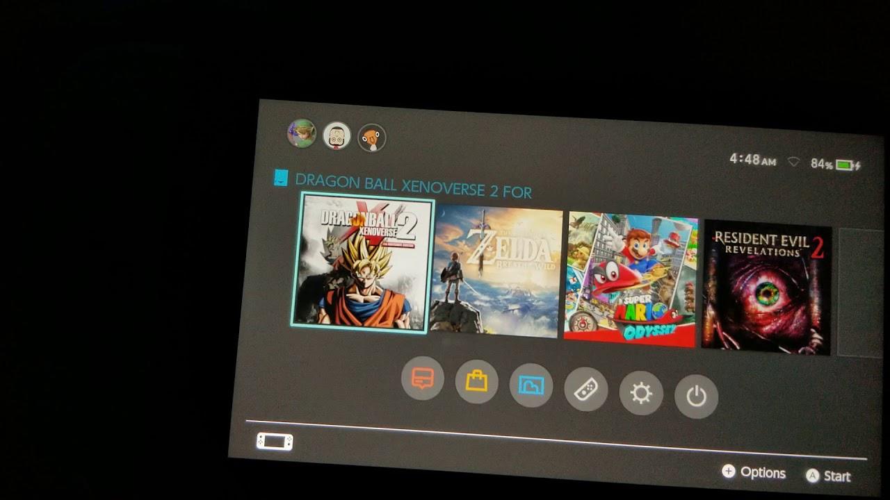 Nintendo switch cfw finally released hekate 4 1 0