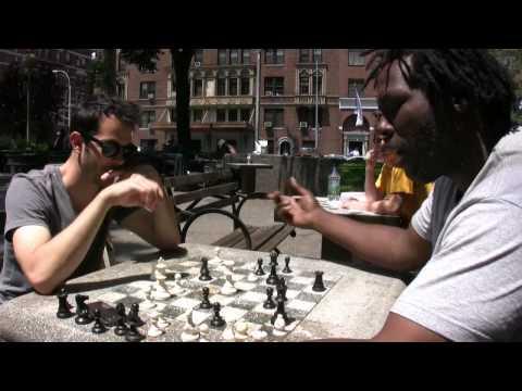 Epic Chess Battle at Washington Square Park