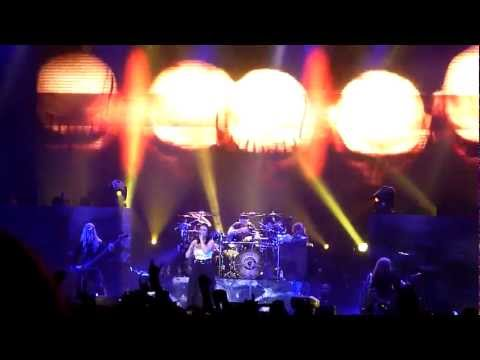 """Nightwish: Song of myself"" live 21.04.2012 [HD]"
