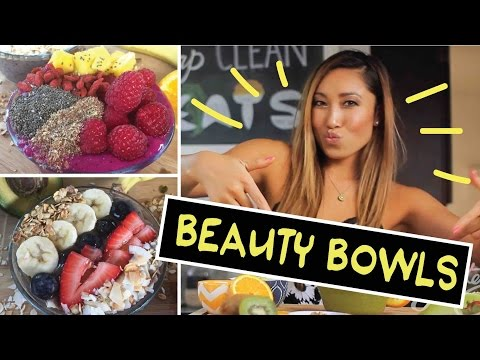 BEAUTY BOWLS for Radiant Skin, Better Digestion & a Healthy Life!
