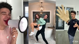 Try Not to Laugh Watching Brent Rivera Tik Tok Videos - Funniest Brent Rivera TikTok 2020