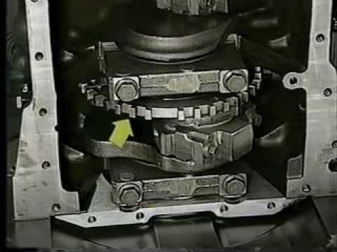 5 9l I6 Cummins 24 Valve Diesel Engine Mastertech 1998