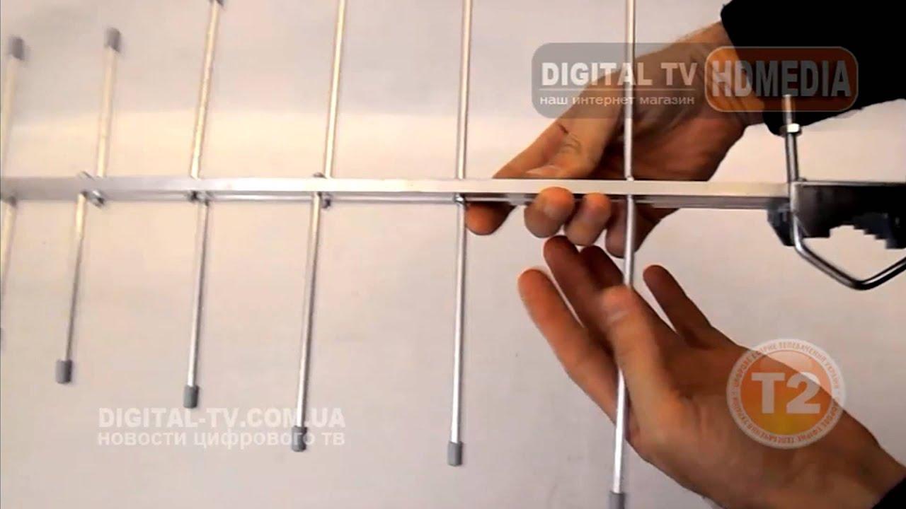 Цифровая антенна dvb-t2 своими руками фото