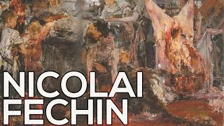 Nicolai Fechin: A collection of 320 paintings (HD)