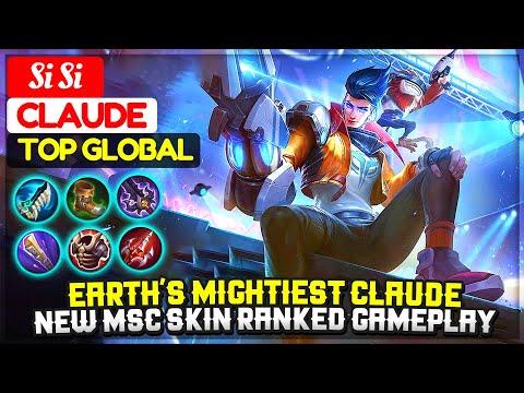 Earth's Mightiest Claude,