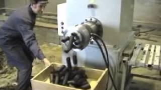 Гранулятор для переработки торфа в топливные гранулы