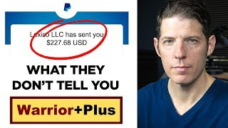 Make Money With WarriorPlus (What They Don't Tell You)