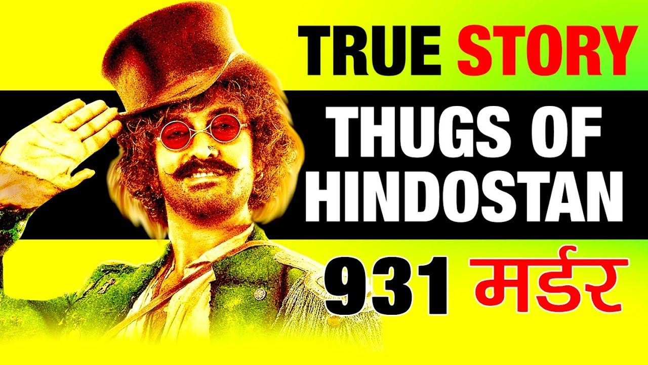 Thugsofhindostan Realstory Unknownfacts