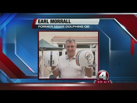Former NFL quarterback Earl Morrall dies at 79