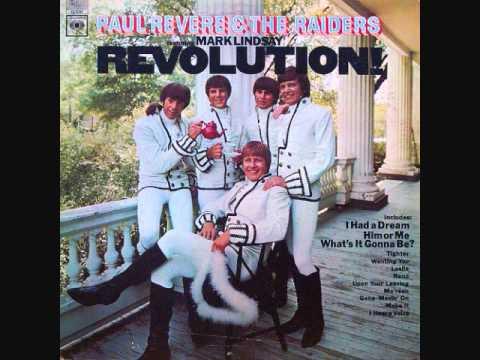 Paul Revere & The Raiders - Legend Of Paul Revere (w/lyrics)