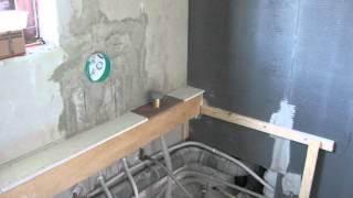 Totale badkamer renovatie uitgevoerd door Scheffer Badkamers uit Zelhem.wmv