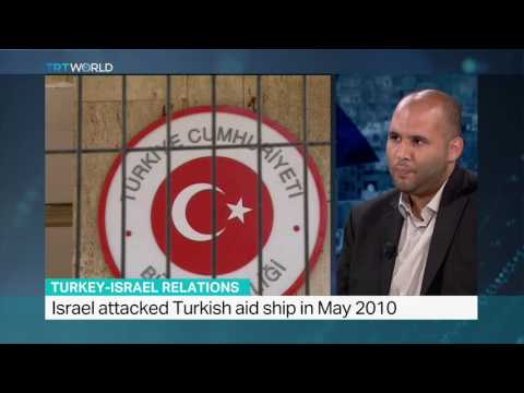 Interview with Muhammed Ammash from Istanbul Kultur Univeristy on Turkey-Israel relations