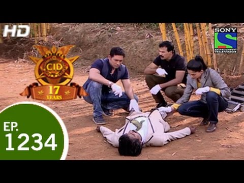 CID - सी ई डी - Drawing Ka Rahasya - Episode 1234 - 29th May 2015