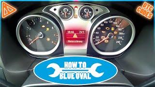Service Menü für Ford Focus MK2 | C-MAX | Kuga - Bordcomputer Selbstdiagnose Modus | DTC Fehlercodes