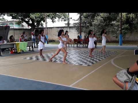 Apresentação de Dança Colégio Estadual Barão de Tefé Seropédica
