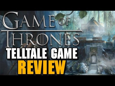 Telltale's Game Of Thrones Review