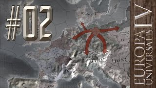 Brandenburg to Germany #02 - Europa Universalis IV