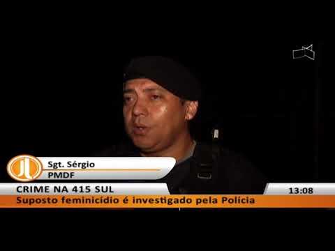 JL - Suposto feminicídio é investigado pela Polícia