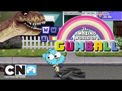 Gumball   Gumball Oyunları   Nasıl Oynanır   Cartoon Network Türkiye