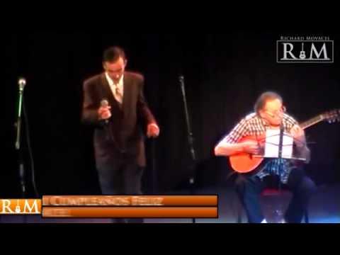 CUMBIA DANZA TANGOS FOLKLORE CHACARERA RANCHERA COMO LUIS MIGUEL JULIO IGLECIAS GARDEL BAILE SOSA from YouTube · Duration:  50 minutes 51 seconds
