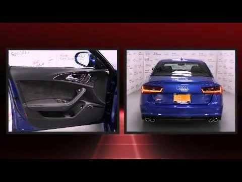 2016 Audi S6 4 0t Premium Plus S Tronic Youtube
