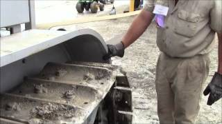 Cat 60 Belts Up To The Sawmill, American Thresherman Association