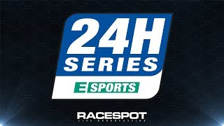 24H SERIES Esports   Round 1   6 Hours of Spa-Francorchamps