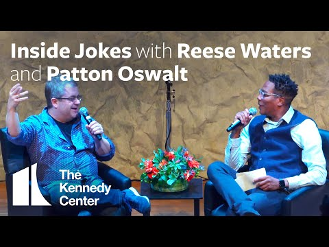 Inside Jokes with Reese Waters and Patton Oswalt - Millennium Stage (September 20, 2019)