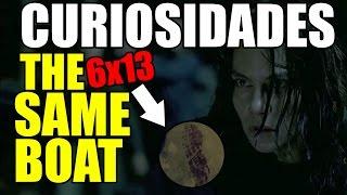 "CURIOSIDADES DEL TRAILER DE ""THE WALKING DEAD 6x13 THE SAME BOAT"""