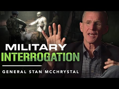 HOW INTERROGATION WORKS - General Stanley McChrystal | London Real