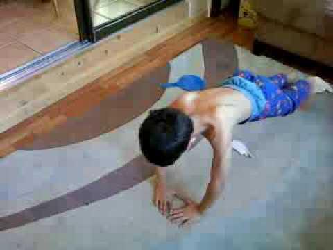 8 Year Old Bodybuilder Yousef Alabadi Youtube