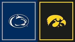 Iowa At Penn State   First Half Highlights   Big Ten Football   Nov. 21, 2020